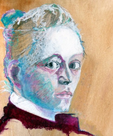 Young Helene Schjerfbeck