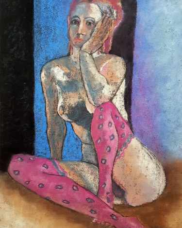 The pink stockings